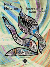 Three scenes from Brazil available at Guitar Notes.
