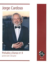 Preludio y Danza no.4 available at Guitar Notes.