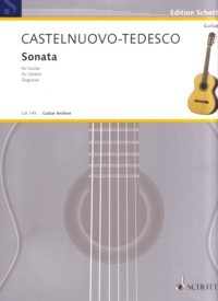 Sonata, op.77(Segovia) available at Guitar Notes.