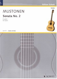 Sonata no.2 available at Guitar Notes.
