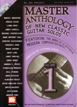 Master Anthology of New Guitar Solos: Vol.1 available at Guitar Notes.