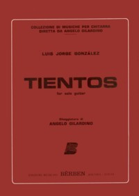Tientos(Gilardino) available at Guitar Notes.