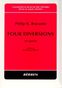 Four Diversions (Schaupp) available at Guitar Notes.