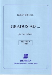 Gradus Ad: Vol.1 available at Guitar Notes.