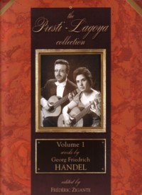 Presti-Lagoya Collection Vol.1: Handel available at Guitar Notes.