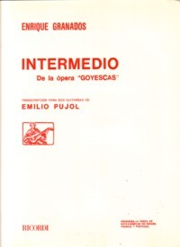 Intermezzo(Pujol) available at Guitar Notes.