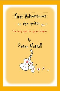 First Adventures on Guitar available at Guitar Notes.