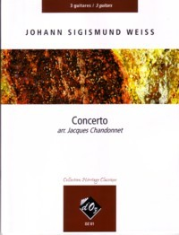 Concerto(Chandonnet) available at Guitar Notes.