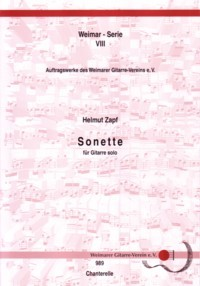 Sonette available at Guitar Notes.