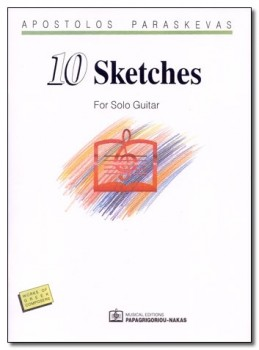 10 Sketches available at Guitar Notes.