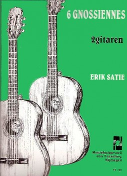 6 Gnossiennes (Groningen Duo) available at Guitar Notes.