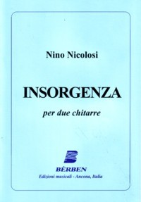 Insorgenza available at Guitar Notes.