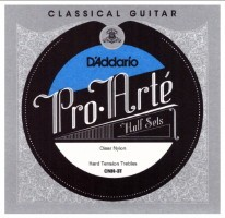 Pro Arte: CNH-3T Clear/Hard/Treble Set available at Guitar Notes.