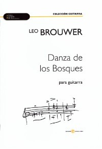 Danza de los Bosques available at Guitar Notes.