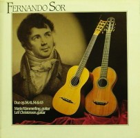 Fernando Sor Duos available at Guitar Notes.