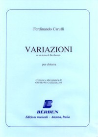 Variazioni(Gazzelloni) available at Guitar Notes.