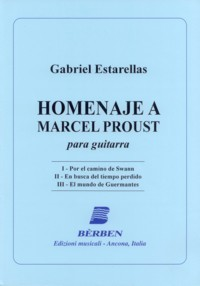 Homenaje a Marcel Proust available at Guitar Notes.