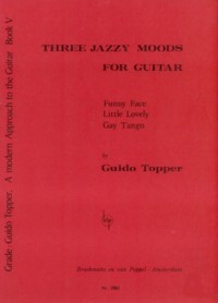 Three Jazzy Moods available at Guitar Notes.