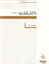Six Sonatas(Russell) available at Guitar Notes.