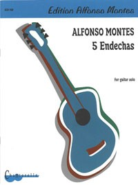 5 Endechas available at Guitar Notes.