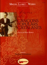 Cancons Populars Catalanes(Grondona) available at Guitar Notes.