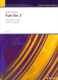 Fun for Three available at Guitar Notes.