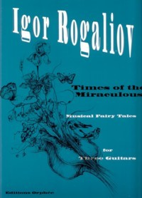Times of the Miraculous available at Guitar Notes.