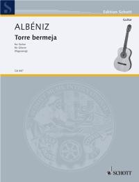 Torre Bermeja(Ragossnig) available at Guitar Notes.