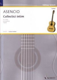Collectici intim (Yepes) available at Guitar Notes.
