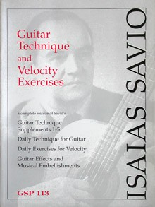 Guitar Technique & Velocity Exercises available at Guitar Notes.