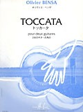 Toccata available at Guitar Notes.