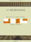 12 Recreations available at Guitar Notes.
