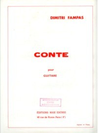 Conte available at Guitar Notes.