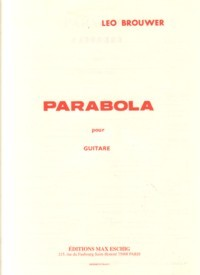 Parabola available at Guitar Notes.