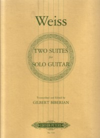 Two Suites(Biberian) available at Guitar Notes.