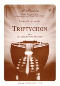 Triptychon available at Guitar Notes.