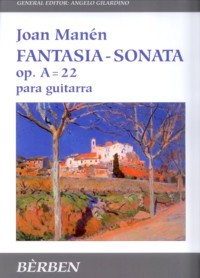 Fantasia-Sonata (Gilardino) available at Guitar Notes.