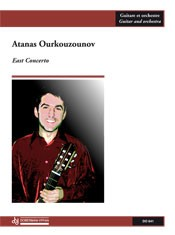 East Concerto available at Guitar Notes.