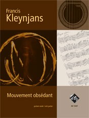 Mouvement obsedant, op.239 available at Guitar Notes.
