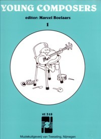 Young Composers, Vol.1 available at Guitar Notes.