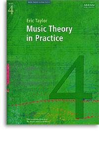 Music Theory in Practice, Grade 4(Taylor) available at Guitar Notes.