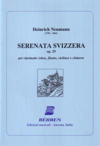 Serenata Svizzera available at Guitar Notes.