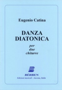 Danza Diatonica available at Guitar Notes.
