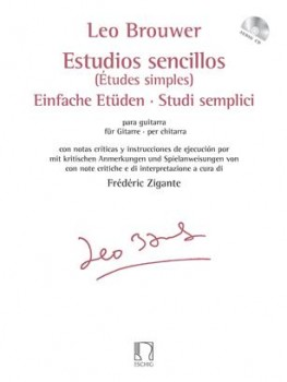 Estudios sencillos 1-20 (Zigante) available at Guitar Notes.