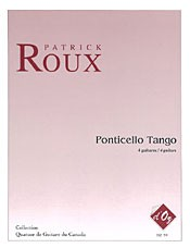 Ponticello Tango available at Guitar Notes.