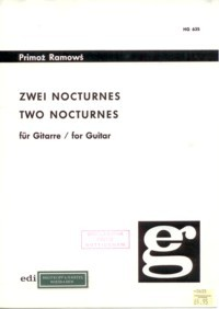 Two Nocturnes available at Guitar Notes.