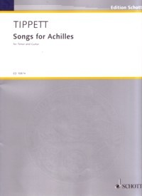 Songs for Achilles available at Guitar Notes.