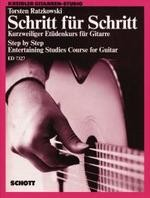 Step by Step, entertaining studies available at Guitar Notes.
