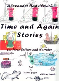 Time and Again Stories available at Guitar Notes.