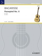 Passepied No. II(Yepes) available at Guitar Notes.
